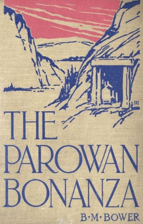 The parowan bonanza by b m bower cover fandeluxe Gallery