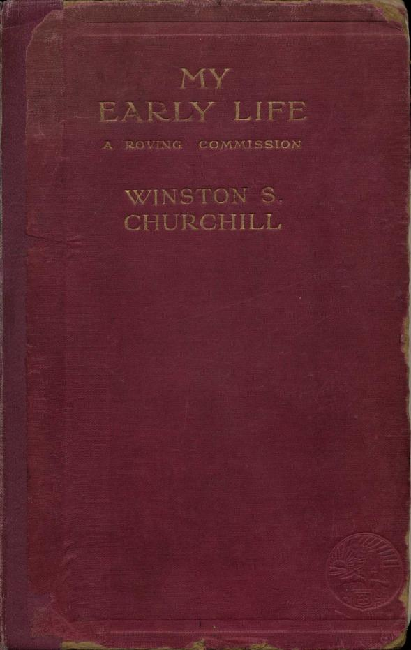 My Early Life By Winston S Churchill