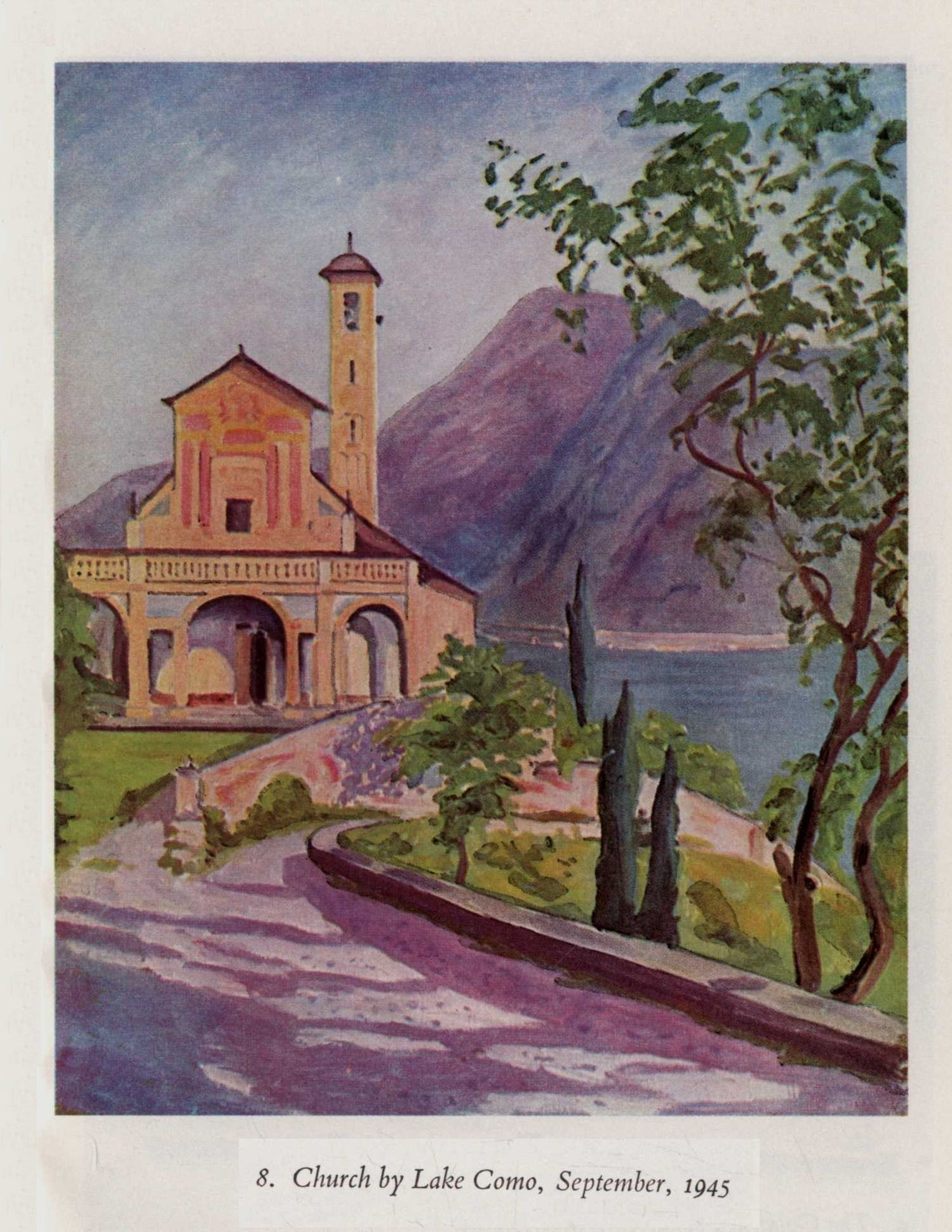 Church By Lakeo