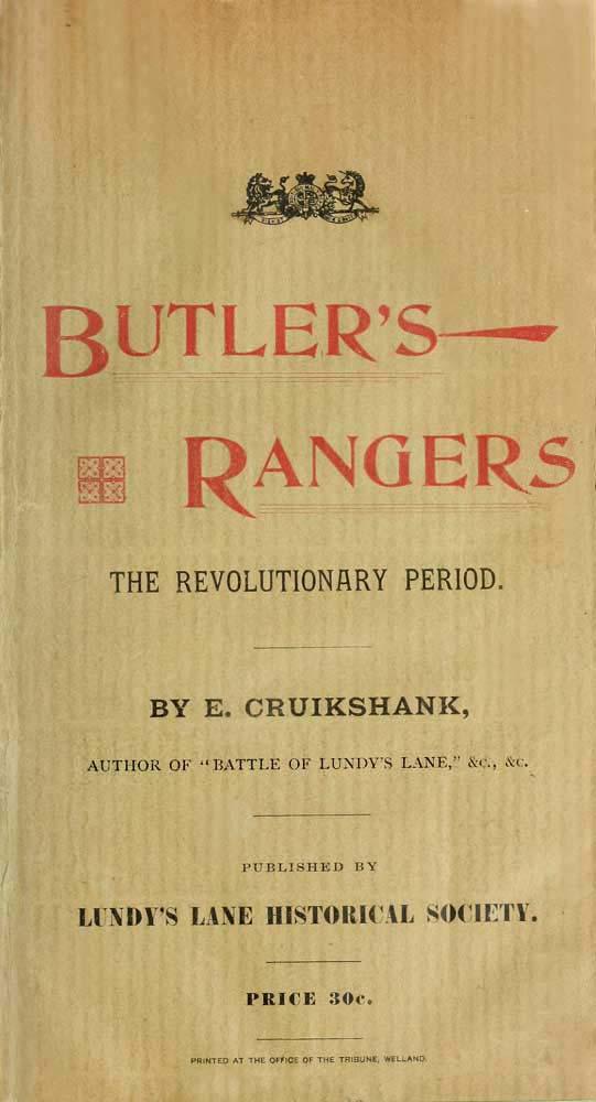 Butlers Rangers 3