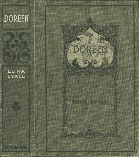 Doreen the story of a singer by edna lyall cover fandeluxe Choice Image