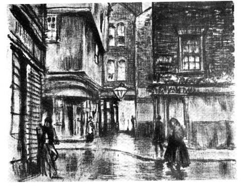 A London Reverie By Joseph Pennell And J C Squire